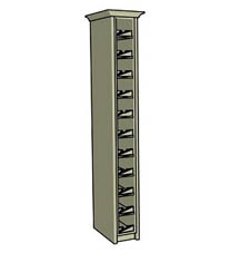 Single wine rack - Click here to view this product