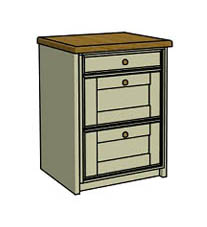 Pan drawers  - Click here to view this product