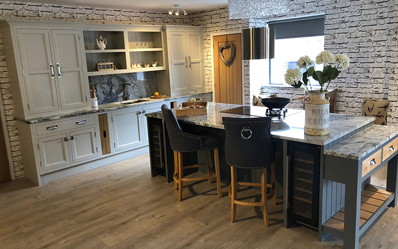 Handmade Wood Kitchens London Sussex Kent Traditional Solid
