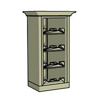 Wine rack - Click here to view this product